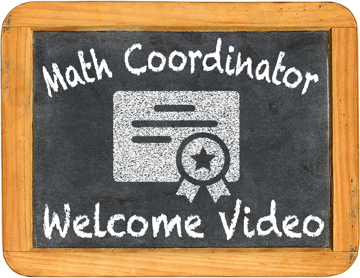 Welcome-Math-Coordinator