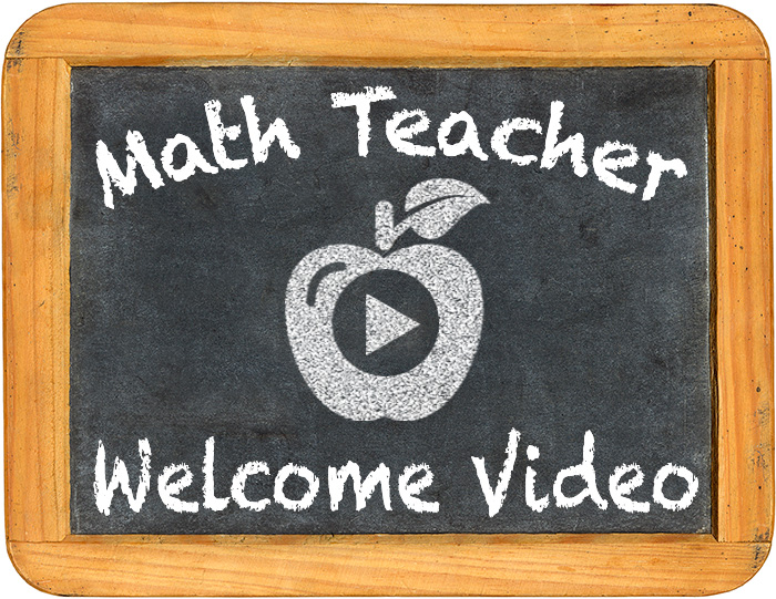 Welcome-Math-Teacher