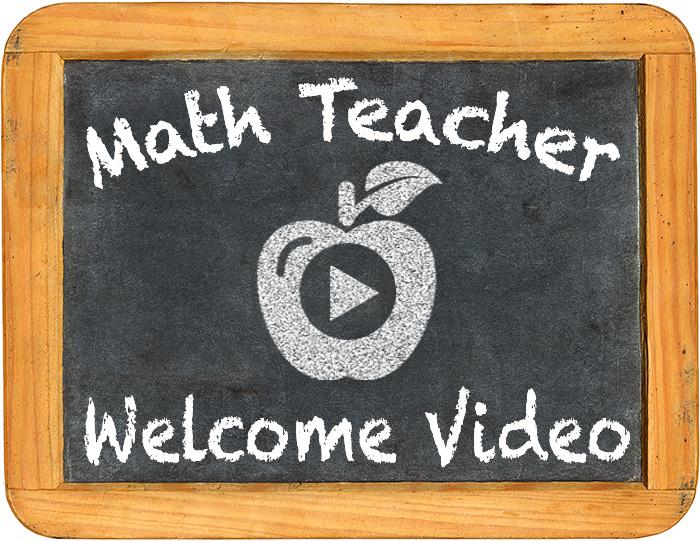 Welcome-Math-Teacher